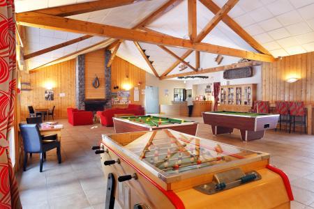 Vacances en montagne Résidence le Domaine du Grand Tétras - Samoëns - Réception