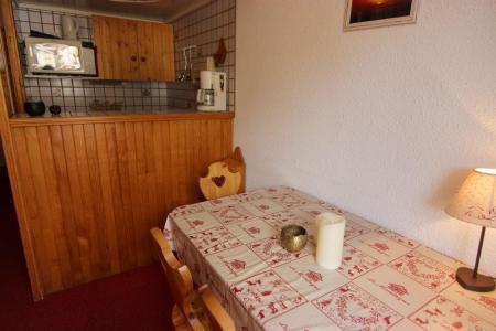 Vacances en montagne Studio 3 personnes (408) - Résidence le Dôme de Polset - Val Thorens - Kitchenette