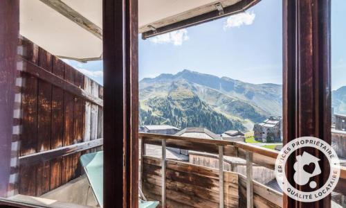 Location au ski Studio 5 personnes (Budget 23m²-5) - Résidence le Douchka - Maeva Home - Avoriaz - Extérieur été