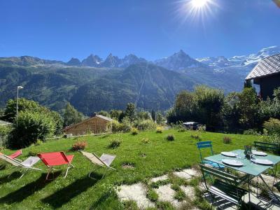 Location Chamonix : Résidence le Fassoret hiver