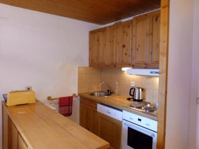 Vacances en montagne Appartement 3 pièces 6 personnes (004) - Résidence le Florilège - Méribel-Mottaret - Logement