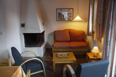 Vacances en montagne Appartement 4 pièces 8 personnes (005) - Résidence le Florilège - Méribel-Mottaret - Séjour