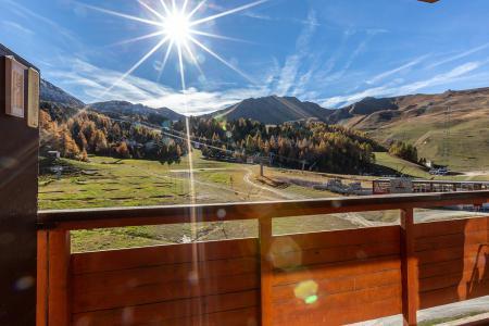 Vacances en montagne Studio 4 personnes (635) - Résidence le France - La Plagne