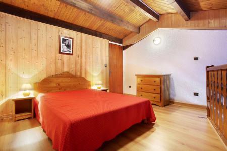 Urlaub in den Bergen Résidence le Front de Neige - Les Carroz - Doppelbett