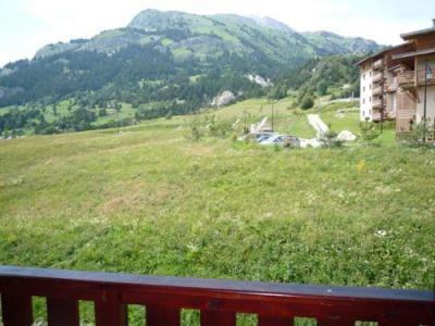 Rent in ski resort 2 room apartment 4 people (214) - Résidence Le Genevray - Aussois - Summer outside