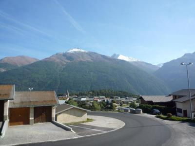 Rent in ski resort 2 room apartment 4 people (203) - Résidence Le Genevray - Aussois - Summer outside