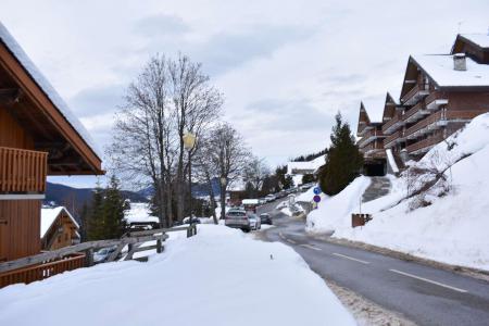 Vacances en montagne Résidence le Genèvrier - Méribel