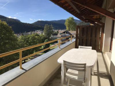 Rent in ski resort 2 room apartment cabin 6 people (4020-204) - Résidence le Grand Adret - Villard de Lans - Summer outside
