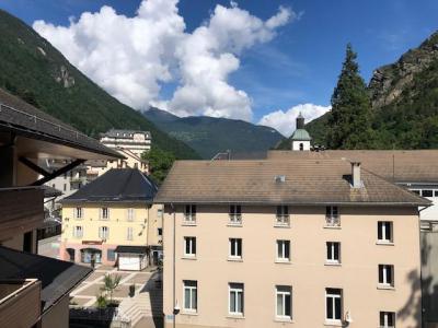 Vacances en montagne Studio coin montagne 4 personnes (417) - Résidence le Grand Chalet - Brides Les Bains