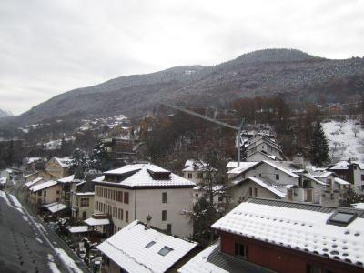 Vacances en montagne Studio coin montagne 4 personnes (504) - Résidence le Grand Chalet - Brides Les Bains