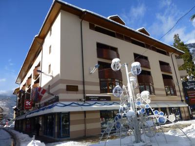 Vacances en montagne Studio coin montagne 4 personnes (319) - Résidence le Grand Chalet - Brides Les Bains -