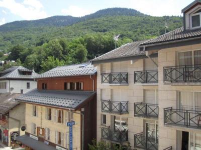 Vacances en montagne Studio coin montagne 4 personnes (304) - Résidence le Grand Chalet - Brides Les Bains