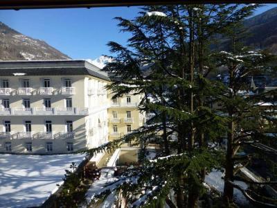 Vacances en montagne Studio coin montagne 4 personnes (412) - Résidence le Grand Chalet - Brides Les Bains