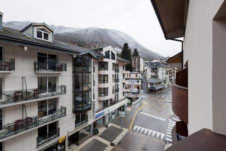 Vacances en montagne Studio coin montagne 4 personnes (305) - Résidence le Grand Chalet - Brides Les Bains
