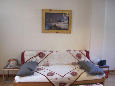 Vacances en montagne Studio coin montagne 4 personnes (503) - Résidence le Grand Chalet - Brides Les Bains