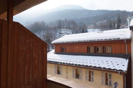Vacances en montagne Studio coin montagne 4 personnes (207) - Résidence le Grand Chalet - Brides Les Bains
