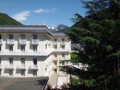 Vacances en montagne Studio coin montagne 4 personnes (413) - Résidence le Grand Chalet - Brides Les Bains