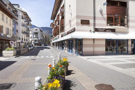 Vacances en montagne Studio coin montagne 4 personnes (109) - Résidence le Grand Chalet - Brides Les Bains
