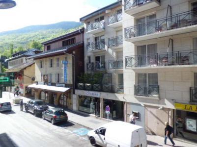Vacances en montagne Studio coin montagne 4 personnes (103) - Résidence le Grand Chalet - Brides Les Bains