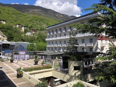 Vacances en montagne Studio 2 personnes (112) - Résidence le Grand Chalet - Brides Les Bains