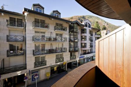 Vacances en montagne Studio coin montagne 4 personnes (206) - Résidence le Grand Chalet - Brides Les Bains - Extérieur été