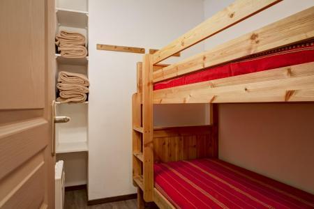 Vacances en montagne Appartement 4 pièces 6 personnes (321) - Résidence le Grand Chalet - Brides Les Bains - Lits superposés