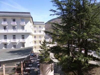 Location au ski Studio coin montagne 4 personnes (216) - Residence Le Grand Chalet - Brides Les Bains - Extérieur été
