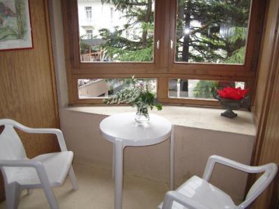 Location au ski Studio 2 personnes (112) - Residence Le Grand Chalet - Brides Les Bains - Extérieur été