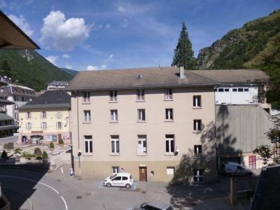 Location au ski Studio coin montagne 4 personnes (218) - Residence Le Grand Chalet - Brides Les Bains - Extérieur été