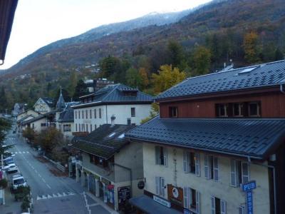 Location au ski Studio coin montagne 4 personnes (305) - Residence Le Grand Chalet - Brides Les Bains - Extérieur été