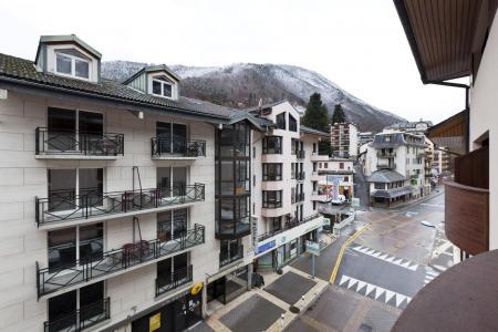 Location au ski Studio coin montagne 4 personnes (306) - Residence Le Grand Chalet - Brides Les Bains - Extérieur été
