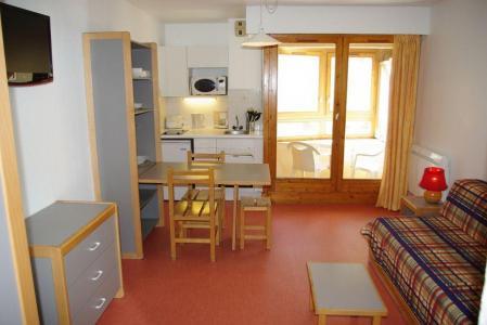 Location au ski Studio coin montagne 4 personnes (110) - Residence Le Grand Chalet - Brides Les Bains - Extérieur été