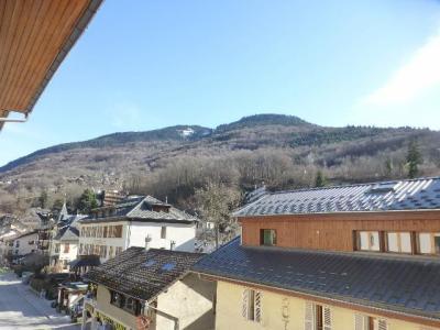 Location au ski Studio coin montagne 4 personnes (308) - Residence Le Grand Chalet - Brides Les Bains - Extérieur été