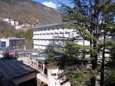 Location au ski Studio coin montagne 4 personnes (311) - Residence Le Grand Chalet - Brides Les Bains - Extérieur été