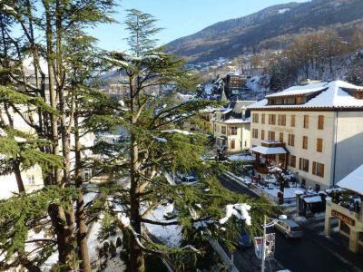 Location au ski Studio 2 personnes (410) - Residence Le Grand Chalet - Brides Les Bains - Extérieur été