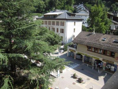 Location au ski Studio coin montagne 4 personnes (411) - Residence Le Grand Chalet - Brides Les Bains - Extérieur été