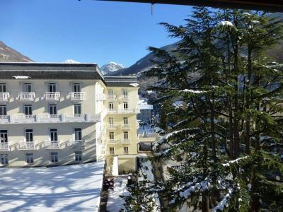 Location au ski Studio coin montagne 4 personnes (414) - Residence Le Grand Chalet - Brides Les Bains - Extérieur été