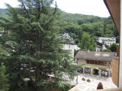 Location au ski Studio coin montagne 4 personnes (317) - Residence Le Grand Chalet - Brides Les Bains - Extérieur été