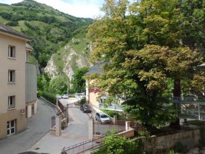 Location au ski Studio 2 personnes (118) - Residence Le Grand Chalet - Brides Les Bains - Extérieur été