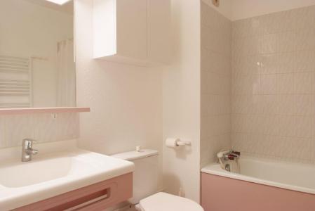 Vacances en montagne Studio 4 personnes (220) - Résidence le Grand Chalet - Brides Les Bains - Salle de bains