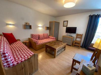 Vacances en montagne Studio cabine 5 personnes (301) - Résidence le Grand Chalet - Brides Les Bains - Logement
