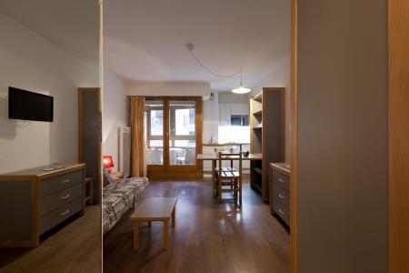 Vacances en montagne Studio coin montagne 4 personnes (105) - Résidence le Grand Chalet - Brides Les Bains - Logement