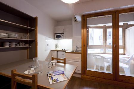 Vacances en montagne Studio coin montagne 4 personnes (106) - Résidence le Grand Chalet - Brides Les Bains - Cuisine