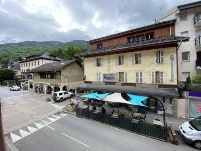 Vacances en montagne Studio coin montagne 4 personnes (109) - Résidence le Grand Chalet - Brides Les Bains - Cuisine