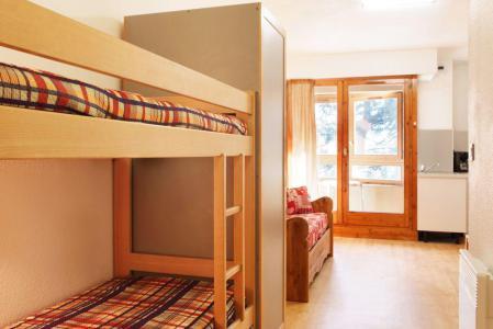 Vacances en montagne Studio coin montagne 4 personnes (113) - Résidence le Grand Chalet - Brides Les Bains - Logement