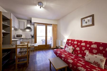 Vacances en montagne Studio coin montagne 4 personnes (206) - Résidence le Grand Chalet - Brides Les Bains - Logement