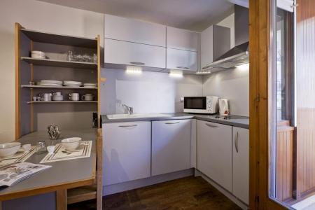 Vacances en montagne Studio coin montagne 4 personnes (206) - Résidence le Grand Chalet - Brides Les Bains - Cuisine