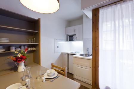 Vacances en montagne Studio coin montagne 4 personnes (306) - Résidence le Grand Chalet - Brides Les Bains - Cuisine
