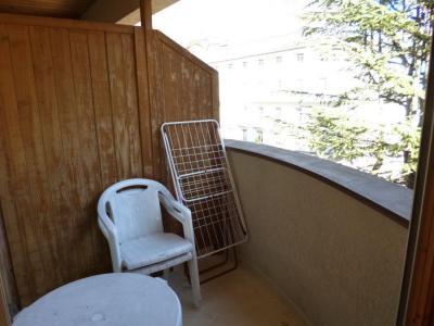 Vacances en montagne Studio coin montagne 4 personnes (311) - Résidence le Grand Chalet - Brides Les Bains - Balcon