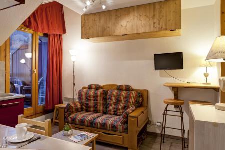 Vacances en montagne Studio coin montagne 4 personnes (506) - Résidence le Grand Chalet - Brides Les Bains - Logement